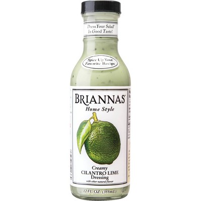 Brianna's Cilantro Lime Dressing - 12fl oz