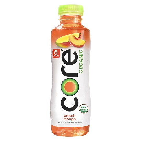 Core Organic Peach Mango - 18 fl oz Bottle - image 1 of 1