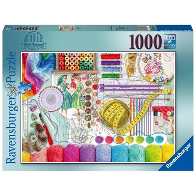 Ravensburger Needlework Jigsaw Puzzle - 1000pc