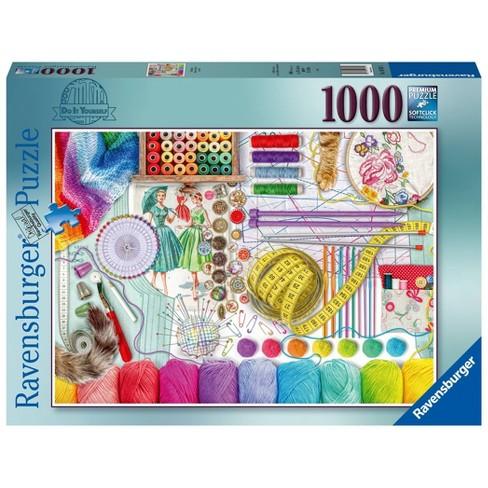 Ravensburger Needlework Jigsaw Puzzle - 1000pc - image 1 of 2