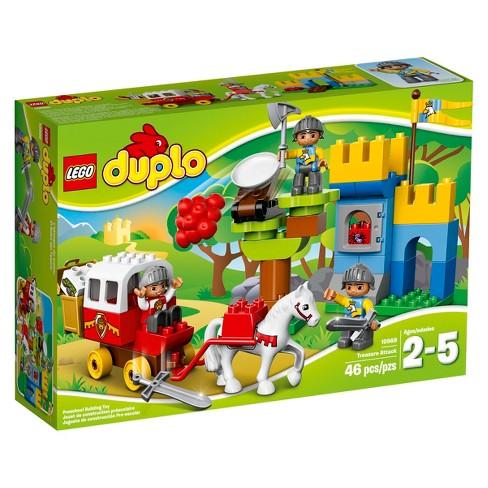 LEGO® DUPLO® Town Treasure Attack 10569 - image 1 of 4