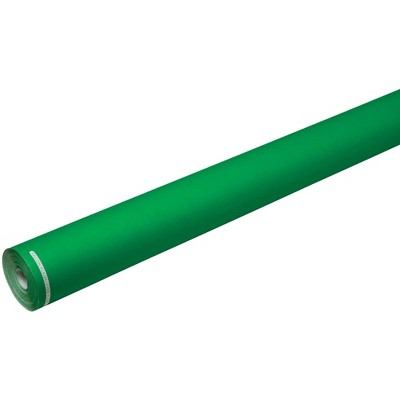 Flameless Paper Roll, 48 Inches x 100 Feet, Tropical Green