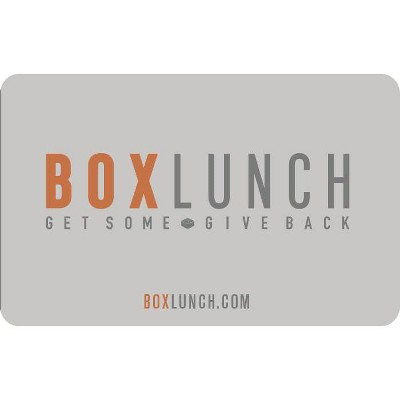 Boxlunch Gift Card $100 (Email Delivery)