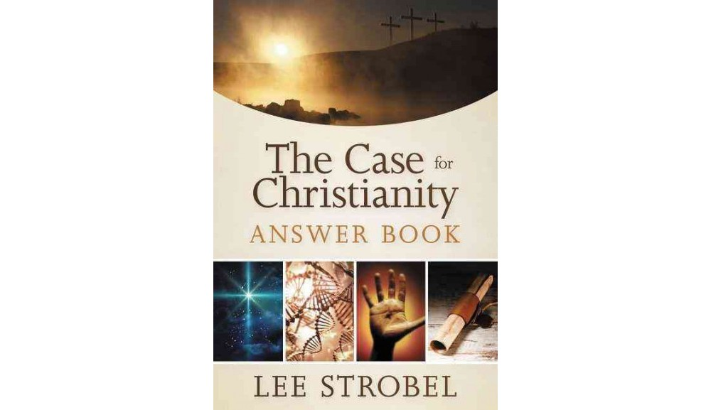 Baker The Case for Christianity Answer Book (Hardcover)