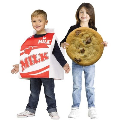 Funworld Milk and Cookie Toddler Costumes, 2-Pack