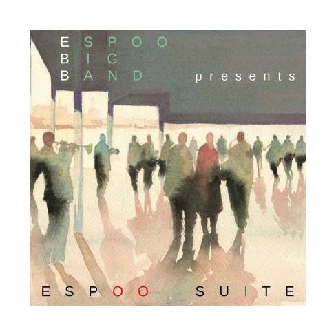 Espoo Big Band - Espoo Suite (CD) - image 1 of 1