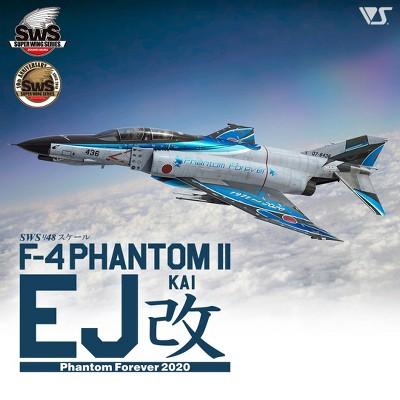 Zoukei-Mura SWS F-4EJ Kai Phantom II Phantom Forever 2020 1/48 Scale Model Kit