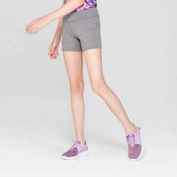 Girls' Performance Yoga Shorts - C9 Champion®