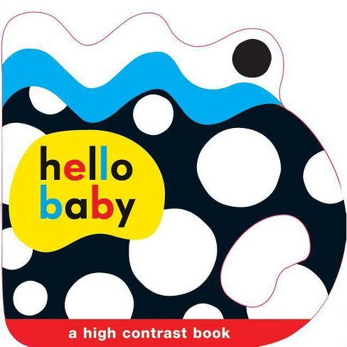 Hello Baby: Baby Grip - by  Roger Priddy (Board Book) - image 1 of 1