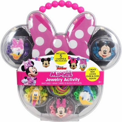 Disney Junior Minnie Mouse Jewelry Activity Set