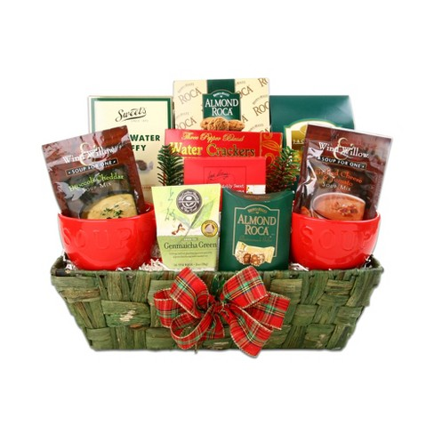 Alder Creek Gifts Soup For Two Gift Basket - 2.5lbs - image 1 of 1