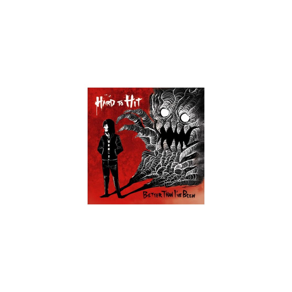 Hard To Hit - Better Than I've Been (CD)