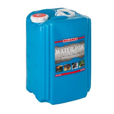 Reliance Aqua-Pak Water Container 5 Gallon