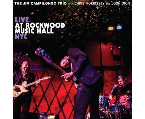 Jim Campilongo - Live At Rockwood Music Hall Nyc (CD) - image 1 of 1
