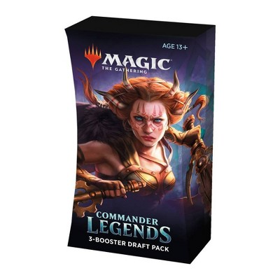 Magic: The Gathering Commander Legends 3 Pack