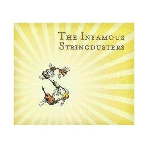 Infamous Stringdusters - Infamous Stringdusters (CD) - image 1 of 1