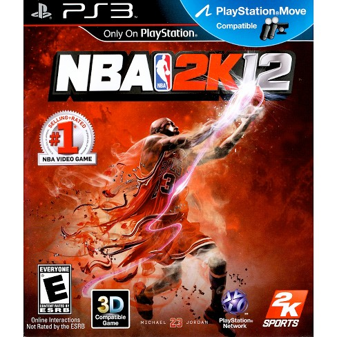 NBA 2K12 PRE-OWNED PlayStation 3 - image 1 of 1