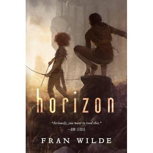 Horizon - (Bone Universe) by  Fran Wilde (Hardcover) - image 1 of 1