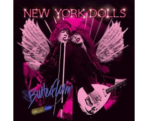 New York Dolls - Butterflyin (CD) - image 1 of 1