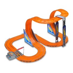 Hot Wheels Zero Gravity Set with 21.6ft Track - 1:43 Scale