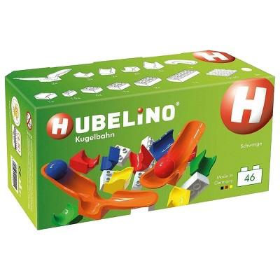 Hubelino Marble Run - 44-Piece Cradle Chute Expansion Set