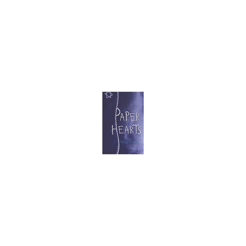 Paper Hearts (Hardcover) (Meg Wiviott)