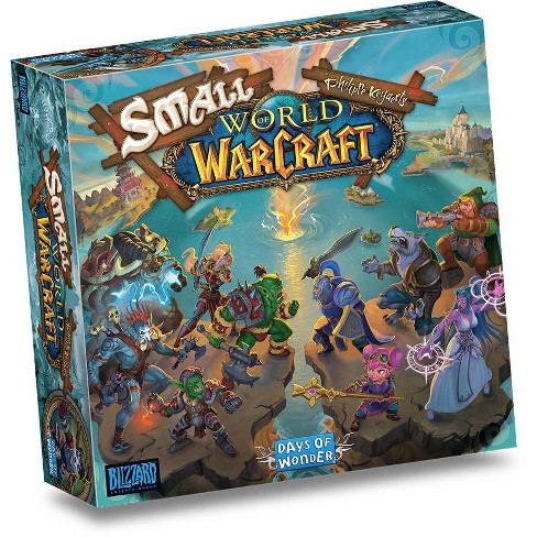 Small World of Warcraft Game - image 1 of 4