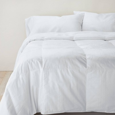 Full/Queen Light Weight Duck Down Blend Hypoallergenic RDS Certified Machine Washable Comforter - Casaluna™