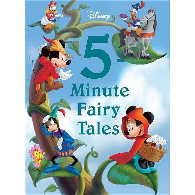 Disney 5-Minute Fairy Tales (Hardcover)by Disney Enterprises Inc.