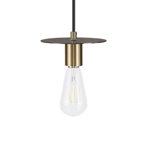 Slanport Mini Pendant Lamp Golden Bronze - Aiden Lane - image 1 of 4
