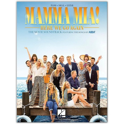 Hal Leonard Mamma Mia - Here We Go Again PVG - image 1 of 1