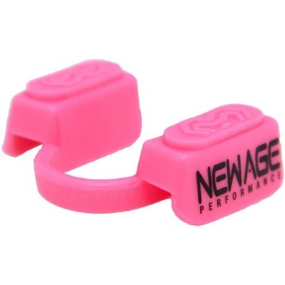 New Age Performance 5DS Sports And Fitness Weight-Lifting Mouthpiece, Lower Jaw, No-Contact, Includes Case