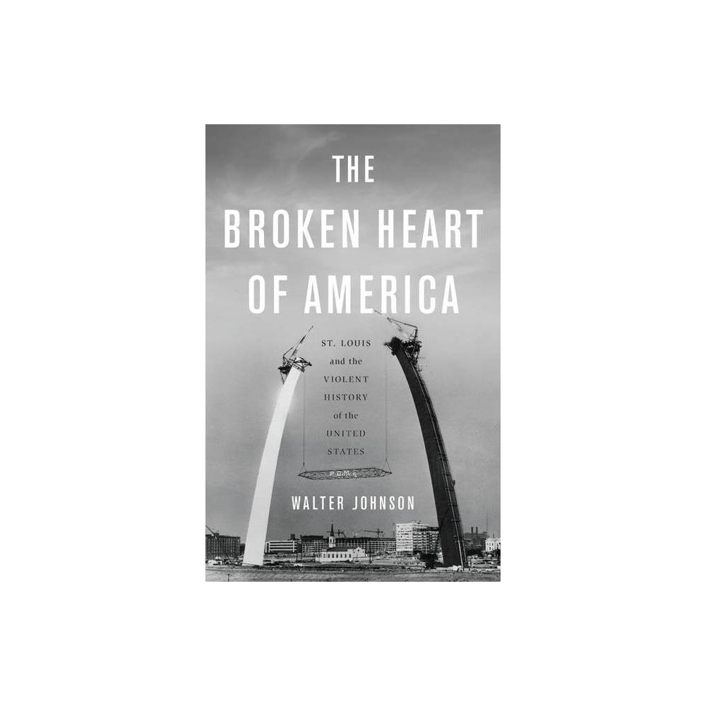 The Broken Heart Of America By Walter Johnson Hardcover