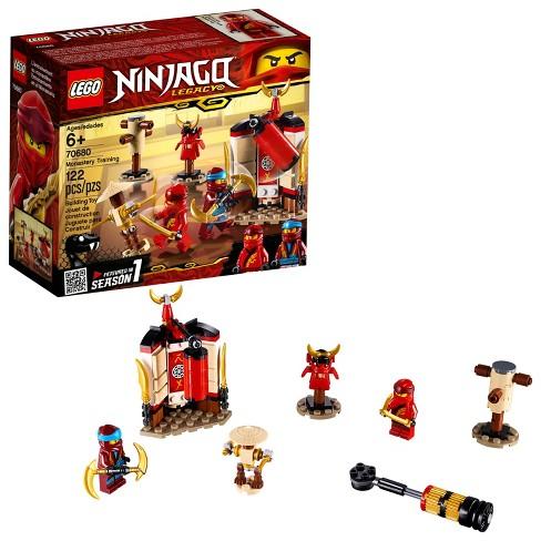 LEGO Ninjago: Masters of Spinjitzu Monastery Training 70680 - image 1 of 7