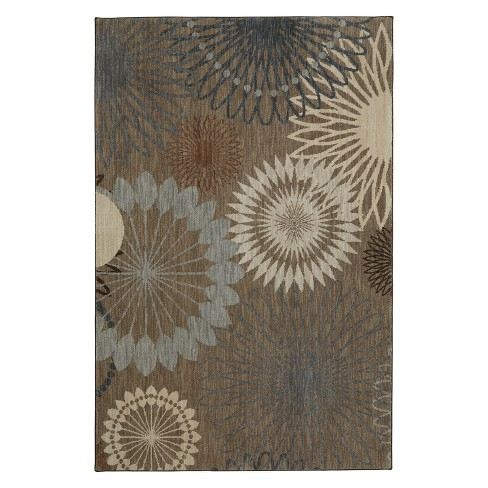Serenade Canon Brown Woven Area Rug - Karastan Studio - image 1 of 2