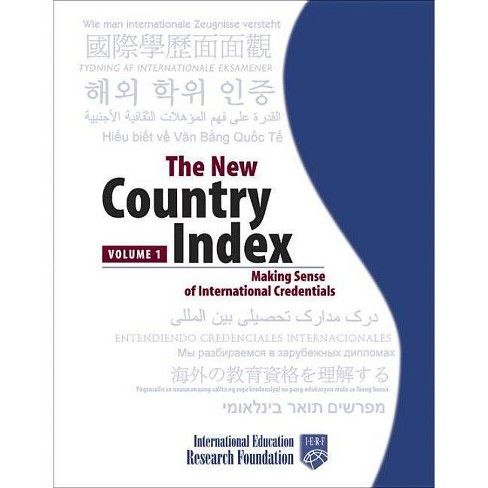 The New Country Index - (Hardcover) - image 1 of 1