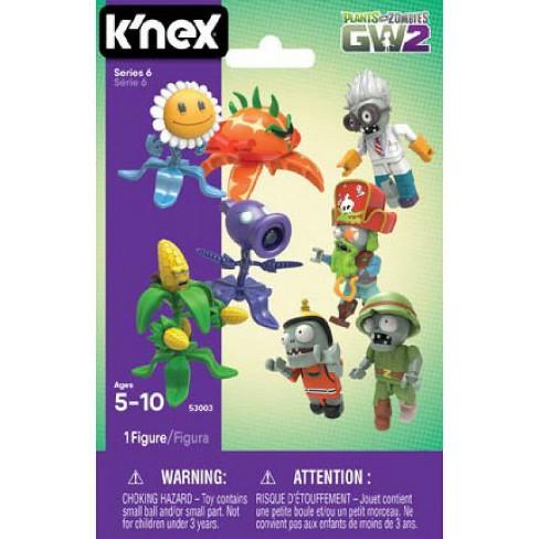K Nex Plants Vs Zombies Gw2 Series 6 Mystery Pack Target