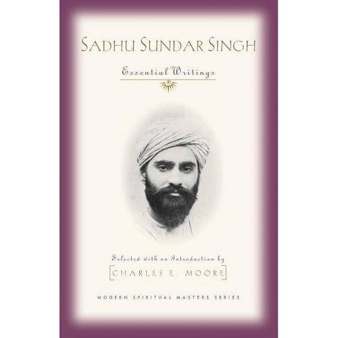 Sadhu Sundar Singh - (Modern Spiritual Masters) (Paperback) - image 1 of 1
