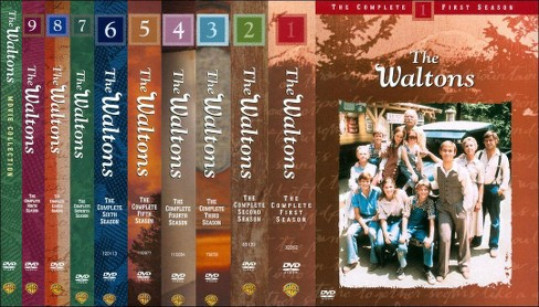 Waltons:Ssns 1-9/Movie collection (DVD) - image 1 of 1