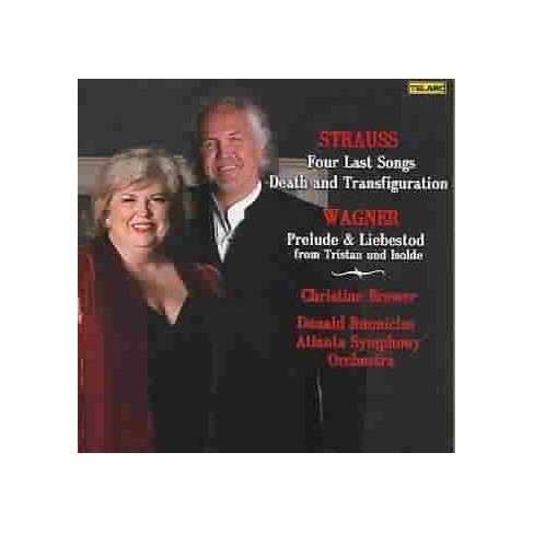 Strauss: Four Last Songs; Death And Transfiguration; Wagner: Prelude And Liebestod From Tristan Und - image 1 of 1