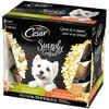 Cesar Simply Crafted Chicken, Barley, Carrots and Spinach Wet Dog Food - 1.3oz / 8pk - image 3 of 4