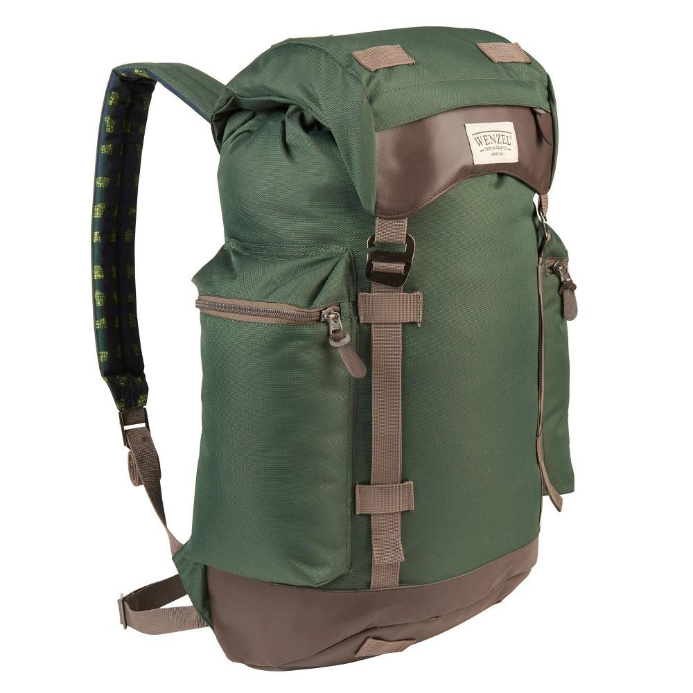 Image of Wenzel Boulderdasche 33 Daypack - Green
