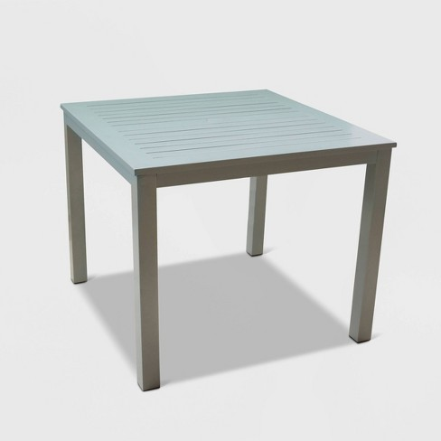 Skyline Square Patio Dining Table - Courtyard Casual - image 1 of 3