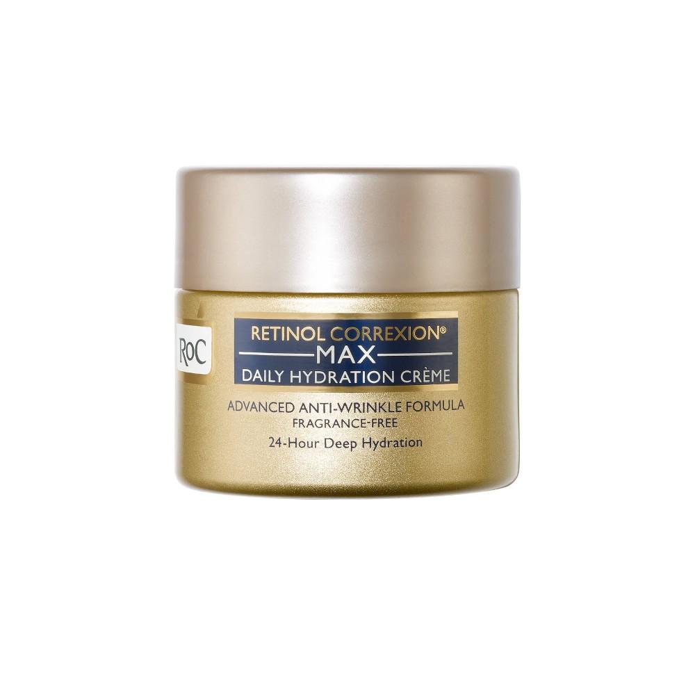 Image of RoC Retinol Correxion Max Daily Hydration Crème Fragrance-Free - 1.7oz