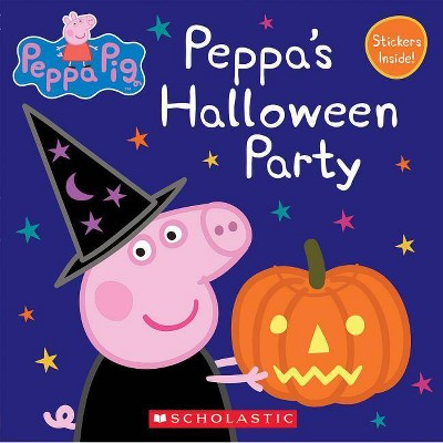 Peppa's Halloween Party (Peppa Pig) (Paperback) by Eone