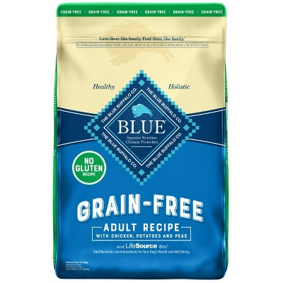 Dog Food: Blue Buffalo Life Protection Grain Free