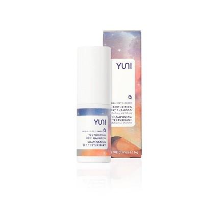 YUNI Beauty Invisible Dry Cleaner Texturizing Dry Shampoo - 0.17oz
