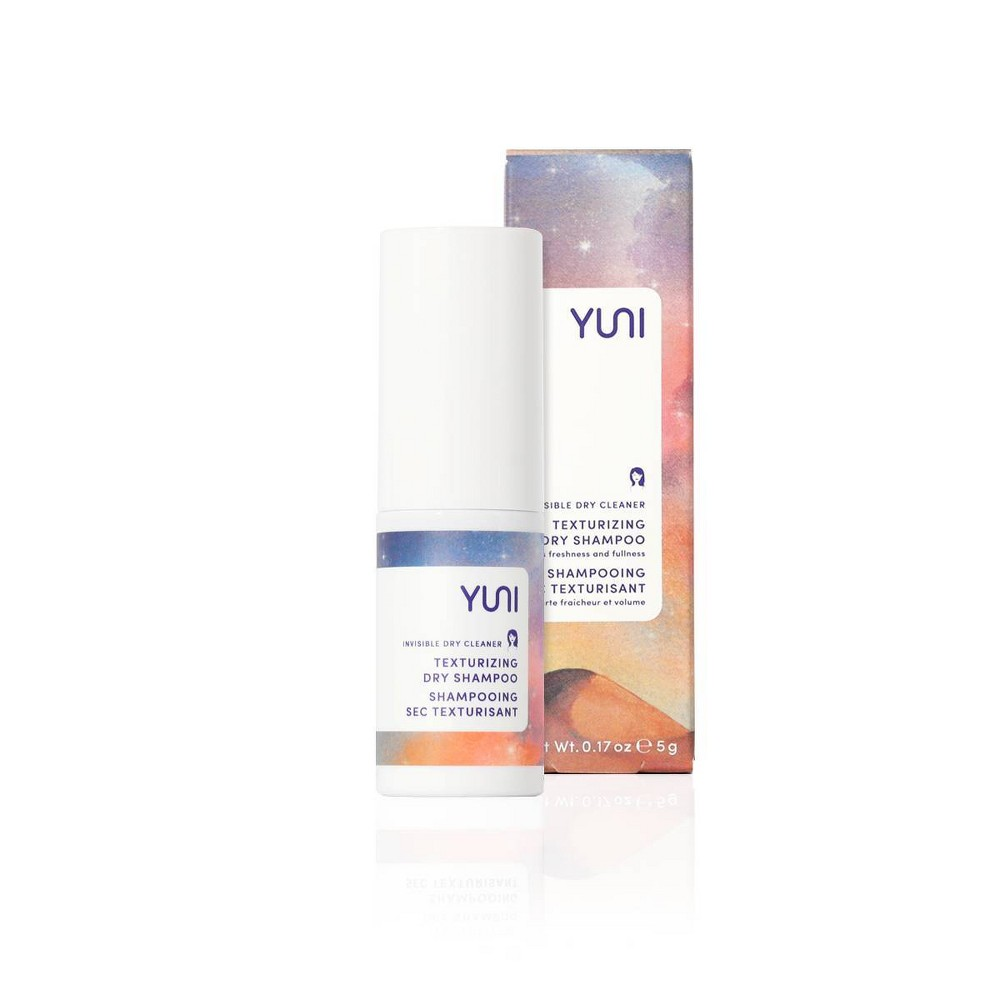 Image of YUNI Beauty Invisible Dry Cleaner Texturizing Dry Shampoo - 0.17oz