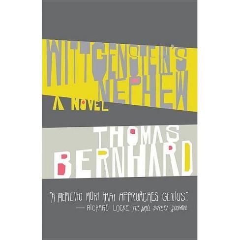 Wittgenstein's Nephew - (Vintage International) by  Thomas Bernhard (Paperback) - image 1 of 1