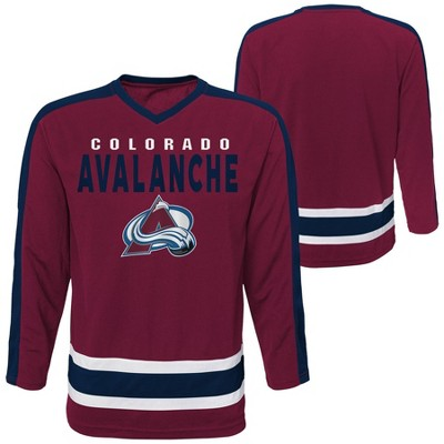 NHL Colorado Avalanche Boys' Jersey - L